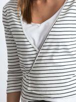 Biała bluzka Delicate                                  zdj.                                  5