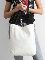 Biała torba ekologiczna                                  zdj.                                  2