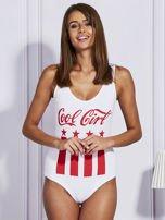 Białe body COOL GIRL                                  zdj.                                  1