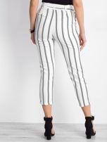 Białe spodnie Bespoke                                  zdj.                                  2
