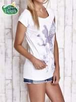 Biały t-shirt TINKER BELL                                                                           zdj.                                                                         4