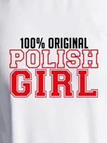 Bluza damska 100% ORIGINAL POLISH GIRL ecru                                  zdj.                                  2