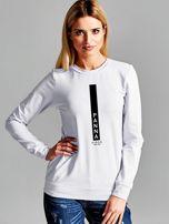 Bluza damska znak zodiaku PANNA jasnoszara                                  zdj.                                  1