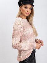 Brudnoróżowy sweter Agatha                                  zdj.                                  3