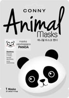 CONNY Animal Mask PANDA uspokajająca w płachcie
