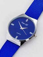 Chabrowy zegarek damski                                    zdj.                                  2