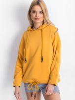 Ciemnożółta bluza Replicating                                  zdj.                                  5