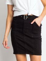 Czarna spódnica Growing                                  zdj.                                  1
