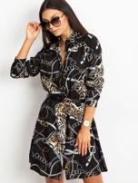 Czarna sukienka Gracia                                  zdj.                                  6