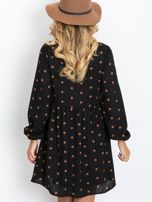 Czarna sukienka Prudence                                  zdj.                                  2