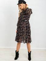 Czarna sukienka Tease                                  zdj.                                  4