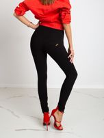 Czarne legginsy Evie                                  zdj.                                  2