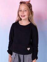 Czarny komplet dla dziewczynki                                  zdj.                                  6