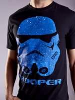 Czarny t-shirt męski STAR WARS                                  zdj.                                  7
