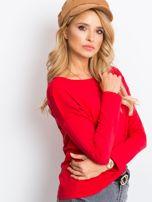 Czerwona bluzka Heaven                                  zdj.                                  3