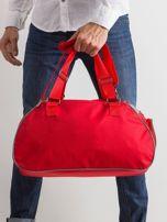 Czerwona męska torba                                  zdj.                                  2