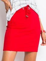 Czerwona spódnica Increasingly                                  zdj.                                  1