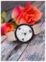 FASHION Nowoczesny zegarek RETRO idealne podkreślenie wizerunku                                  zdj.                                  3