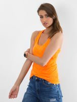 Fluo pomarańczowy top Destination                                  zdj.                                  3