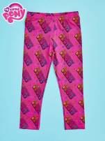 Fuksjowe legginsy dla dziewczynki MY LITTLE PONY                                  zdj.                                  1