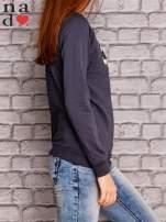 Grafitow bluza z nadrukiem moro                                  zdj.                                  4