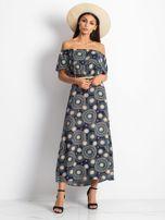 Granatowa sukienka Faraway                                  zdj.                                  1
