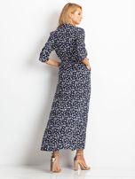 Granatowa sukienka Icon                                  zdj.                                  2