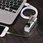 HOCO HB1 Hub 4 x USB 2.0 do ładowania oraz transferu danych                                  zdj.                                  3