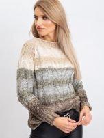Jasnobeżowy sweter Nevermind                                  zdj.                                  5