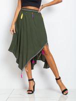 Khaki spódnica Amazon                                  zdj.                                  1