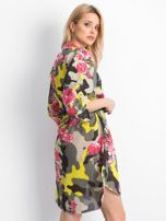 Khaki sukienka Peculiarity                                  zdj.                                  2