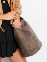 Khaki torba damska city bag                                  zdj.                                  3