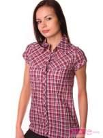 Koszula w kratkę                                                                          zdj.                                                                         3