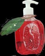 LARA Mydło do rąk z pompką o zapachu granatu 350 ml