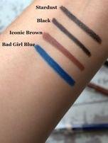 Makeup Revolution Amazing Eyeliner Konturówka do oczu Bad Girl Blue                                   zdj.                                  2