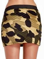Moro spódnica mini z gumą w pasie