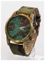 N&K Męski zegarek MORO z ozdobnym tachometrem                                   zdj.                                  3