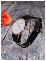 N & K klasyka piękny złoty zegarek męski                                   zdj.                                  4