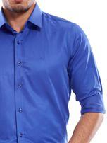Niebieska koszula męska                                   zdj.                                  6