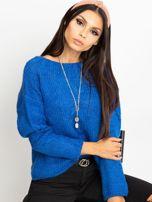 Niebieski sweter Tiffany                                  zdj.                                  1