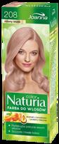 Nowość! JOANNA NATURIA COLOR Farba Różany blond(208)                                  zdj.                                  1