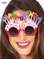 Okulary urodzinowe