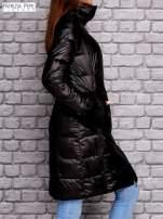 PATRIZIA PEPE Czarna pikowana kurtka                                  zdj.                                  2