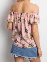 Pudroworóżowa bluzka Anymore                                  zdj.                                  2