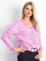 Różowa bluzka Espionage                                  zdj.                                  1