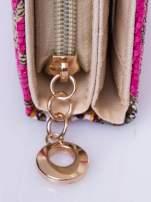 Różowy portfel w sówki                                                                          zdj.                                                                         6