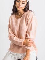 Różowy sweter World                                  zdj.                                  5