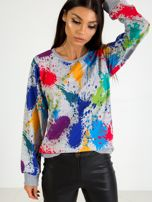 Szara bluza Nevermind                                  zdj.                                  4