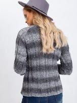Szary sweter West                                  zdj.                                  2