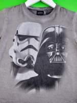Szary t-shirt chłopięcy STAR WARS                                  zdj.                                  4